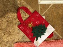 Christmas Bag from Avon &  Small Stocking in Warner Robins, Georgia