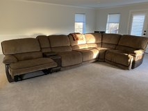 New Large Reclining Sectional in Denton, Texas