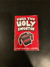 Ugly Sweater Card Game in St. Charles, Illinois