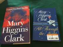 Mary Higgins Clark Books in Camp Lejeune, North Carolina