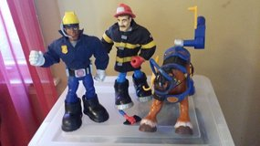 Vintage Rescue Hero People and Accessories in Bolingbrook, Illinois