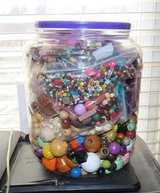5 pounds of wooden beads in Fort Campbell, Kentucky