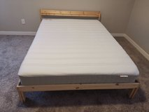 bed frame & mattress in Tacoma, Washington