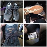 Nike Renew running shoes in Clarksville, Tennessee