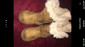 toddler girls 5/12 boots great condition in Fort Riley, Kansas