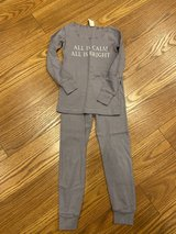 New! Kate Quinn organic cotton holiday pjs girls in Batavia, Illinois