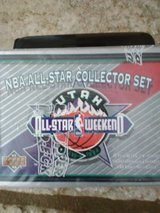 NBA all star collector set in Yucca Valley, California