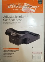 New Eddie Bauer First Adventure Adjustable Infant Car Seat Base in Lackland AFB, Texas