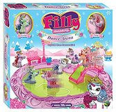 Filly Tanz Arena Set in Stuttgart, GE