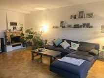 Attractive 2 bedroom apartment in Eltville-Martinsthal with own garage and fireplace in Wiesbaden, GE