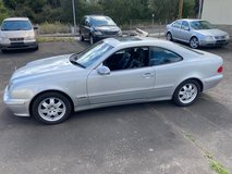 Mercedes automatic top car,loadet,new inspection, 2 sets rims and tires in Baumholder, GE