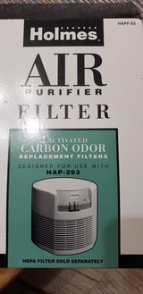 Holmes HAP-293 HAPF-93 Replacement Filter 2 pack NEW in Batavia, Illinois