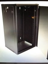 Server Cabinet, 18 U Navepoint Consumer Series in Elgin, Illinois