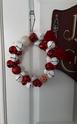 Small wreath with bells in Kingwood, Texas
