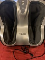 Brookstone iSqueez calf and foot massager in Kansas City, Missouri