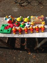 vintage Fisher Price preschool toy lot in Spring, Texas