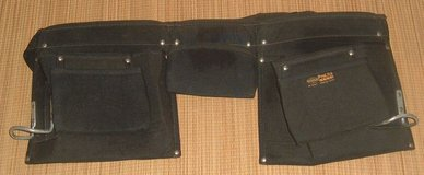 Nicholas Prolite No 76427 Black Canvas Tool Belt in Morris, Illinois
