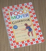 Vintage 1999 Richard Simmons Food Mover Spiral Bound Cook Book in Bolingbrook, Illinois