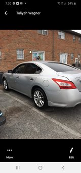 2011 NISSAN MAXIMA in Fort Campbell, Kentucky