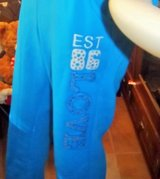 Sweat pants and jacket  with hood size L by Ekz Jr. in Alamogordo, New Mexico
