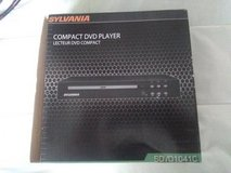 NEW Sylvania Compact DVD Player in Bartlett, Illinois