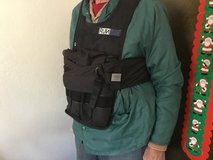 Weighted vest in 29 Palms, California