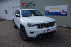 2019 Jeep Grand Cherokee Limited 4WD with warranty in Hohenfels, Germany