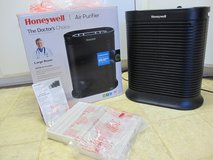 Honeywell HPA201-TGT True HEPA Air Purifier w/Allergen Remover for Large Rooms in Cherry Point, North Carolina