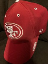 49ers Hat in Camp Lejeune, North Carolina