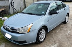 2009 Ford Focus in Spring, Texas
