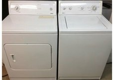 lg and Kenmore washer and dryer in Fort Hood, Texas