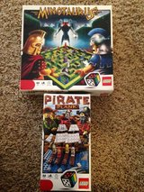2 Lego sets/games in Spring, Texas