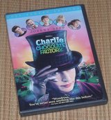 Charlie and the Chocolate Factory DVD in Morris, Illinois