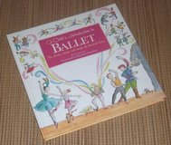 A Child's Introduction to Ballet Hard Cover Book in Yorkville, Illinois