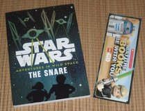 Star Wars Adventures in Wild Space The Snare Book & Bonus Lego Star Wars Book Mark in Yorkville, Illinois