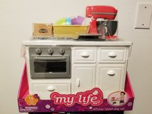 My Life As 19006 15-Piece Kitchen Island Play Set, Designed for Ages 5 and Up in Fort Carson, Colorado