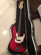 1993-94 US Fender Jazz Bass in Okinawa, Japan