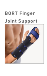 BORT finger joint support in Ramstein, Germany