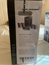 "New in Box  "" Berlin Audio BA-65 High Definition Speaker System"" in Bellaire, Texas"