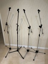 Microphone Stands & Carry Case in Okinawa, Japan