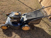 Poulan Pro push mower in Fort Hood, Texas
