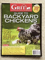 Grit Guide to Backyard Chickens Spring 2017 Best Flock Ever in Quantico, Virginia