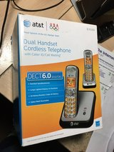 AT&T EL51200 Dual Cordless Phone/ Handsets in Beaufort, South Carolina