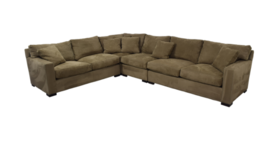 Crate & Barrel Axis 5 piece Sectional Couch in Batavia, Illinois