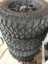 Wheels and tires in Fort Campbell, Kentucky