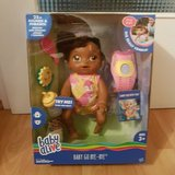 Baby alive in Ramstein, Germany