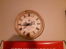 Wall Clock in Clarksville, Tennessee