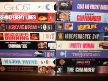 VHS movies (for VCR) #3 in Fort Hood, Texas