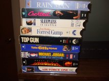 VHS movies (for VCR) #4 in Fort Hood, Texas