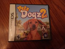 Petz: Dogz 2 - Nintendo DS Video Game Complete W/ Manual in Kingwood, Texas